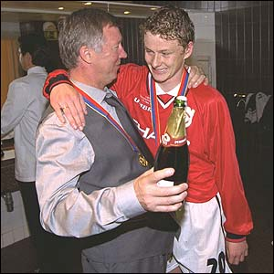 Ole Was Supposed To Be In Reserves…But We Promoted Him Straight Away