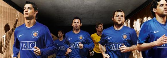 new product a7977 27161 PICTURES: What Do Gary and Ronaldo Think Of New Kit?