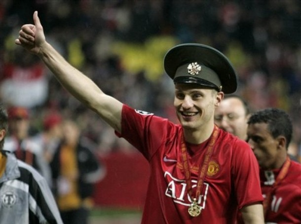 Vidic Might Be Miserable…But We're Singing In The Rain