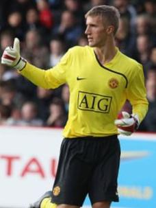 Chelsea Supporting Keeper Picked United Over Arsenal