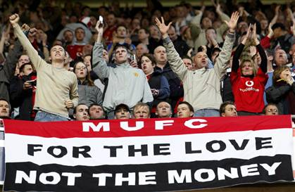 FC United, Ticket Prices and How We Compare To Chelsea, Arsenal, Liverpool…