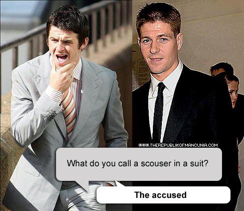 Joke of the Day – Gerrard Special