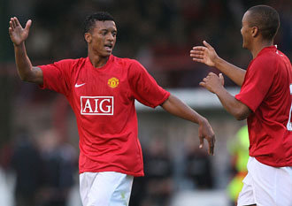 I Wonder If Fergie Knows About Nani's Second Job…
