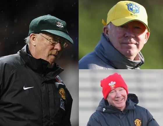 Ferguson's Hats Of Allegience