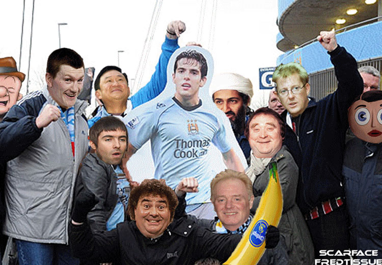 Manchester City Fans Crowd Around MASSIVE New Signing