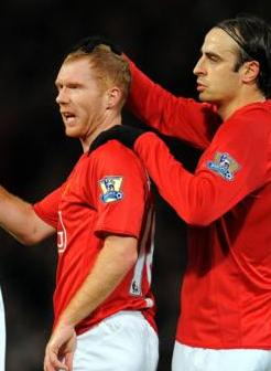 Scholes Unsure Whether Tottenham Goal Belongs To Him