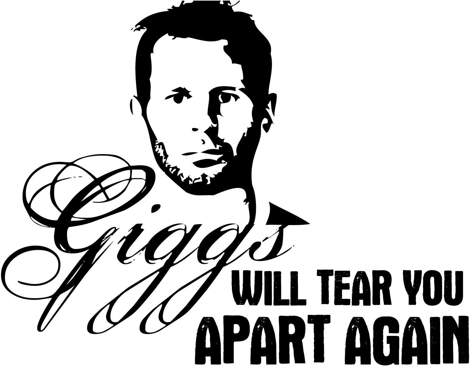 Back By Popular Demand… Giggs Will Tear You Apart Again