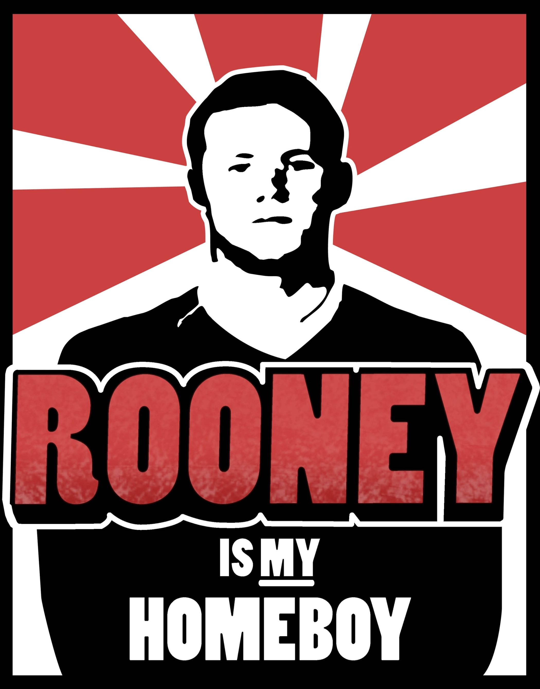 Just In Time For Rooney's Return…