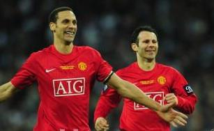 Giggs: It's All Thanks To Fergie
