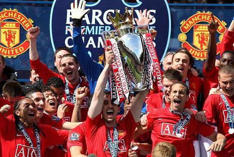 We Won The League At Old Trafford, We Won The League In Manchester!