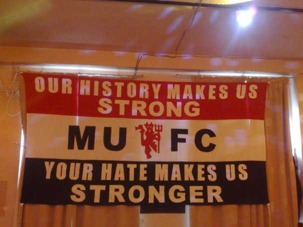 Our History Makes Us Strong…