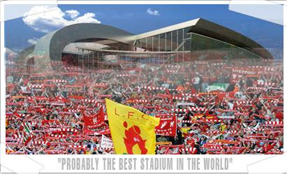 Merseyside Wishes They Had 'Fabulous Stadiums' Like Manchester