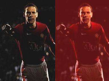 PICTURES: United New 09/10 Home Kit OFFICIAL