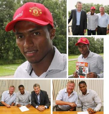 PICTURES: Valencia In United Colours With Fergie At Carrington
