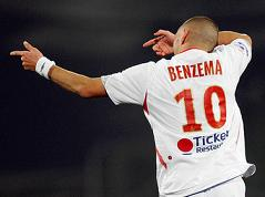 Benzema Happy To Join United… But We Wouldn't Cough Up