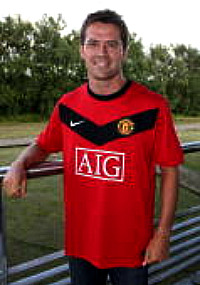 OFFICIAL PICTURES: Owen In United Shirt At Carrington