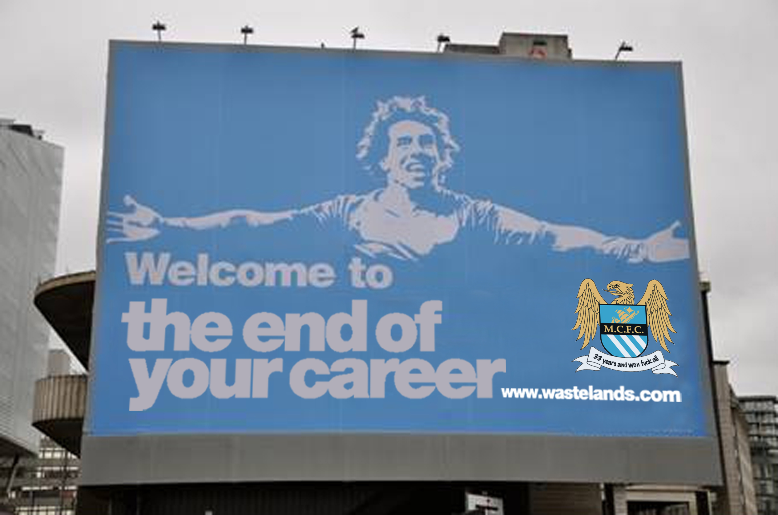 City's Carlos Poster – The Reality