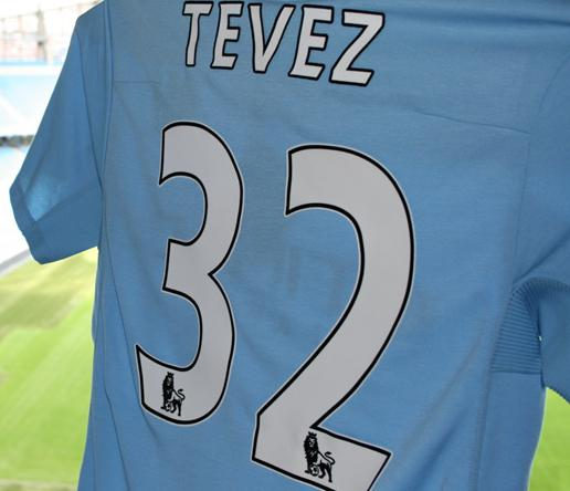 Tevez Is A Bluenose
