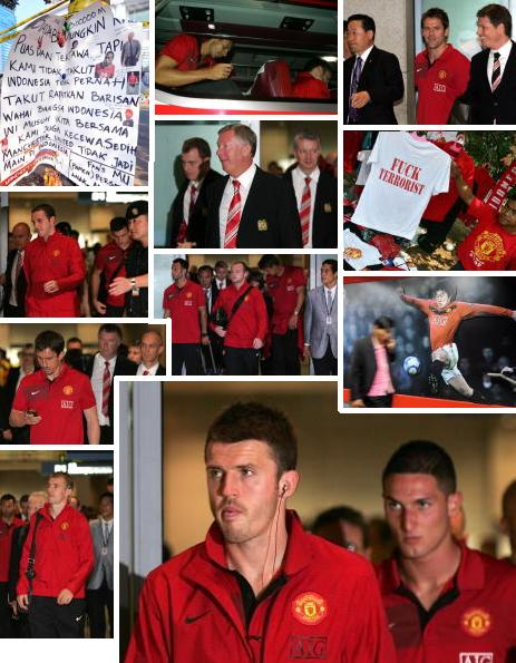 PICTURES: Lads Arrive In South Korea