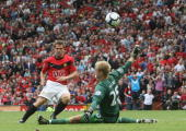 What Ferguson and Rooney Made Of Michael Owen's Performance
