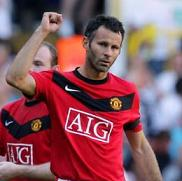 Giggs: Rooney, Nani and I Will Share Freekicks Now Ron's Gone