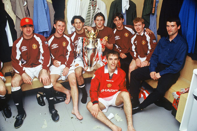Ferguson: Becks, Nev, Scholes & Co. Idolised Cantona