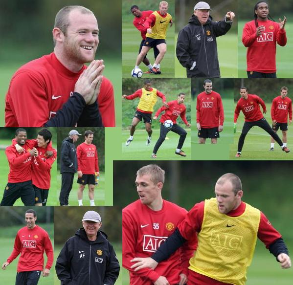 PICTURES: Derby Day Training