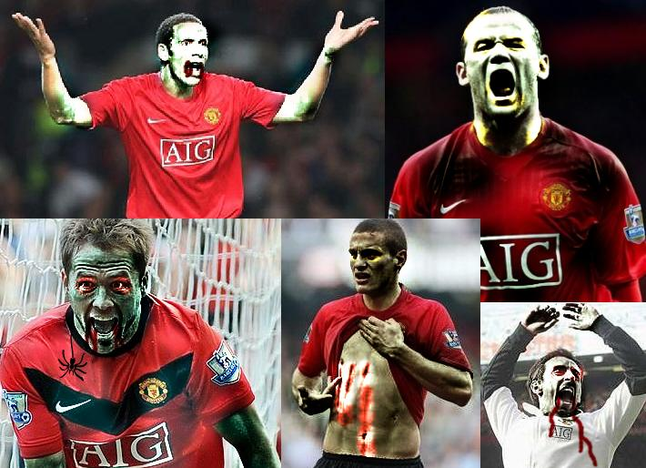 Manchester United halloween