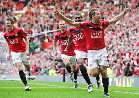 Michael Owen against City