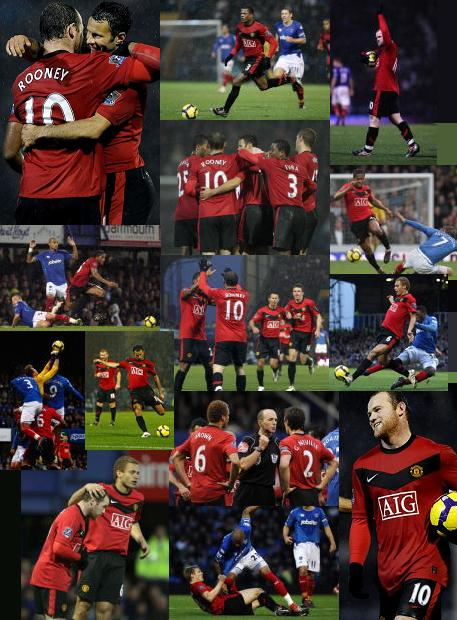 Manchester United vs Portsmouth