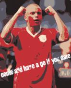 Wes Brown chant