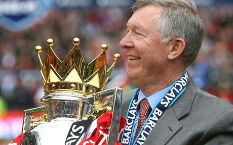 Happy Birthday, Sir Alex