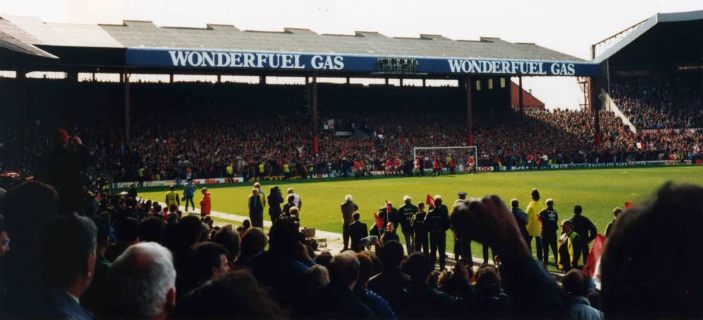 wonderfuel gas Stretford End