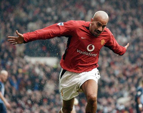 Veron - Manchester United