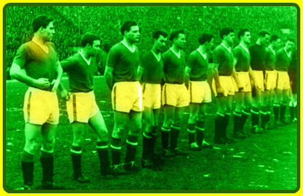 busby babes green gold