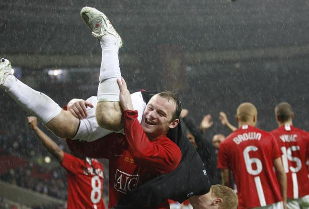 Rooney: Beating Chelsea In Moscow Was Best Moment