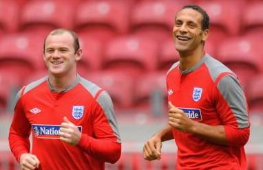 Lamps: Rooney Will Be England Captain After Rio