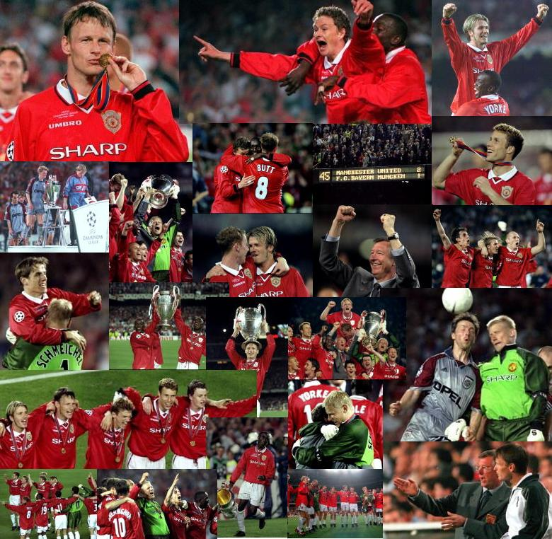 Pictures You May Not Have Seen From Nou Camp 99