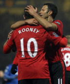 Giggs: Rooney Loves It At United