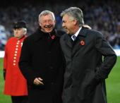 Chelsea Boss: United Better Without Ronaldo
