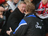 Moyes: All Managers Look Up To Fergie