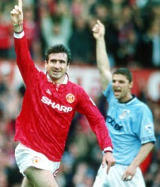 Cantona: City Stand A Chance Against United… Over 89 Minutes
