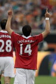 Fergie: Kiko and Chicharito Are Staying