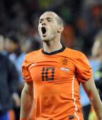 Fergie: Sneijder Didn't Snub Us