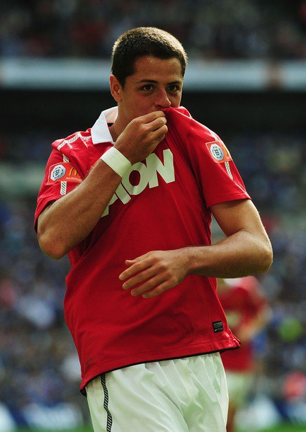 Chicharito: I've Loved United Since I Was Kid Watching Cantona