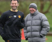 Giggs: I Kept Out Of Fergie's Way For 10 Years