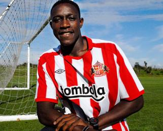 PICTURE: Danny In Sunderland Shirt After Moving On Loan