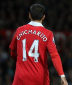 Rafael: Chicharito Will Help Us Win Trophies