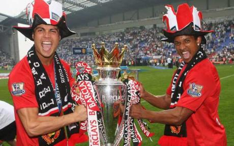 Nani: It's All Thanks To Fergie and Ronaldo