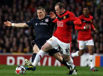 Schweinsteiger: Maybe United Will Swap Me For Rooney